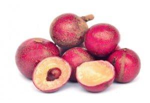 Daging buah cenderung juicy