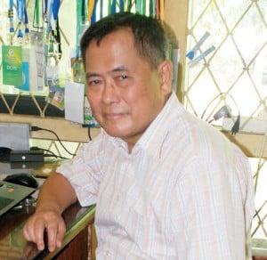 Prof Dr Yusuf Sudo Hadi, M. Agr, ahli kimia kayu dari Fakultas Kehutanan Institut Pertanian Bogor.