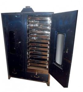 Mesin pengering berkapasitas 100—200 kg