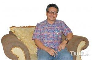 Ir H A Tisna Umaran MP, Kepala Dinas Pertanian, Perkebunan, dan Kehutanan Kabupaten Bandung
