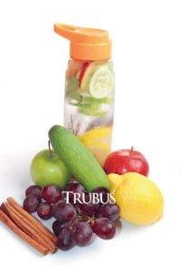 Kombinasi bahan air infusan bisa buah, sayuran, dan herbal