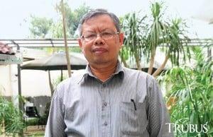 Prof Amri Bakhtiar periset di Jurusan Farmasi Universitas Andalas