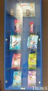 Beragam produk pakan hewan klangenan dipasarkan Perfect Companion Indonesia.