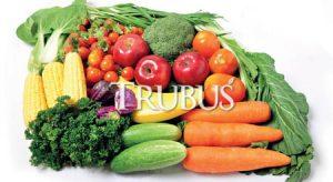 Ragam pangan warna-warni kaya antioksidan cocok bagi penderita kanker.