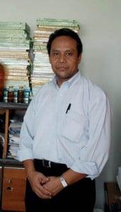 Prof Dr Purnama Darmadji, pembuatan asap cair tergantung ketersediaan bahan baku di masing-masing wilayah