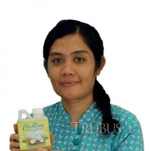 Morina Pasaribu S.P. dari BPATP.