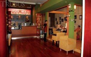Kedai kopi kini bermunculan di berbagai kota. Di Bogor, Jawa Barat, terdapat Rumah Kopi Ranin.