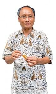 Prof Dr Ir Ing Harwin Saptoadi MEng, dosen Teknik Mesin Universitas Gadjah Mada.